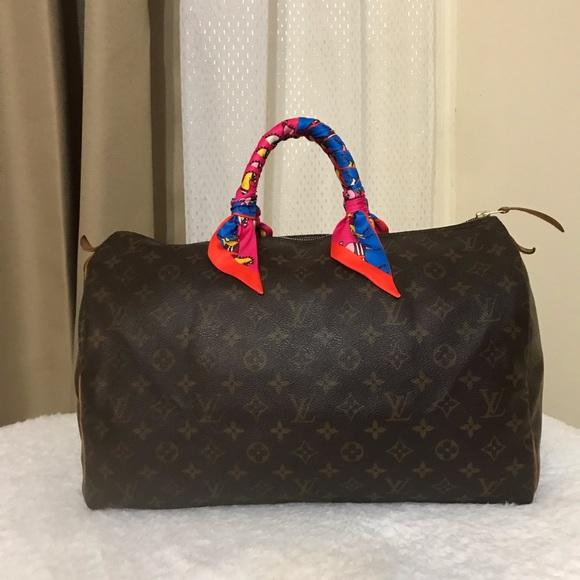 ad54ce2e398aa Louis Vuitton Handbags - Louis Vuitton Speedy 40 100%authentic